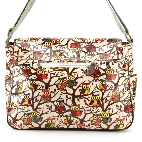 Grand Sac Bandoulière Style Cartable : Anladia grand sac a epaule bandouliere style cartable en