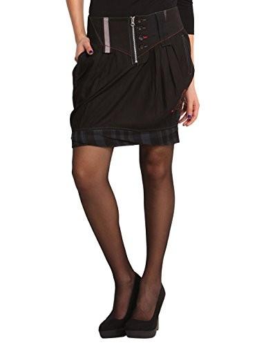 Desigual Jupe Boutique Boule Uni Femme Rillant La Mode trQCxshdB